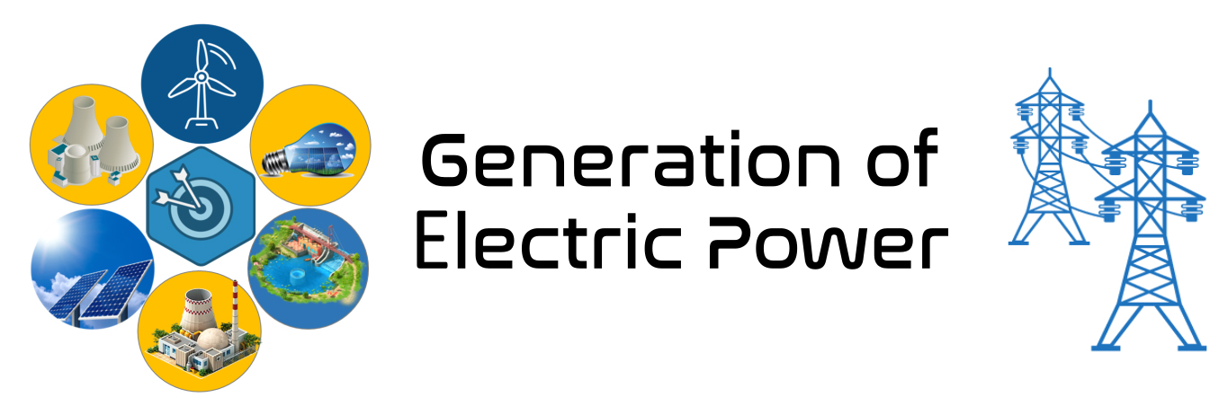 Generation of Electric Power